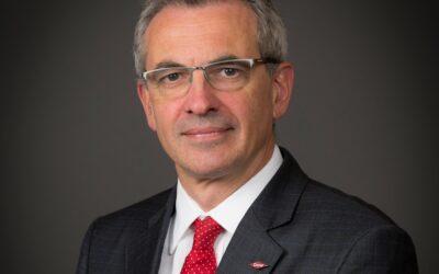 Eric Peeters, elected new Chairman of EMIRI