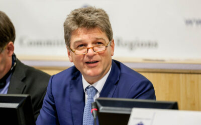 General Assembly with the participation of Peter Dröll